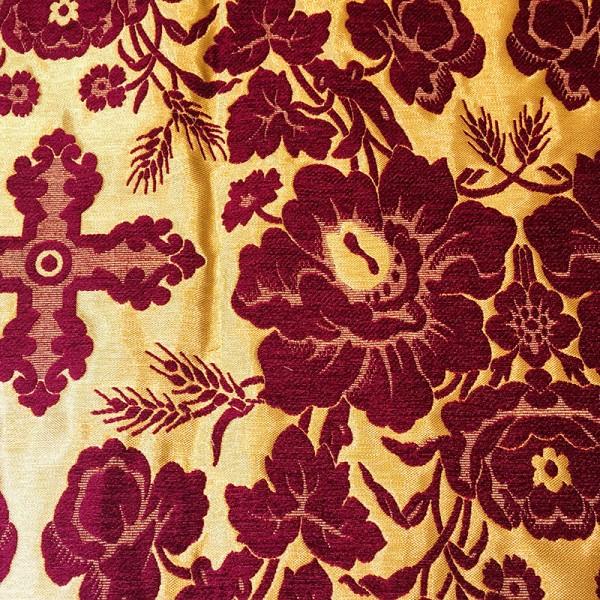 εκκλησιαστικα υφασματα - Ιερατικα Υφασματα - 140138 Σενίλ zakar.gr