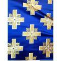 εκκλησιαστικα υφασματα - Ιερατικα Υφασματα - Z3. Μεταλλικές Στόφες zakar.gr