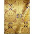 εκκλησιαστικα υφασματα - Ιερατικα Υφασματα - ZAK 312 Μεταλλικές Στόφες zakar.gr