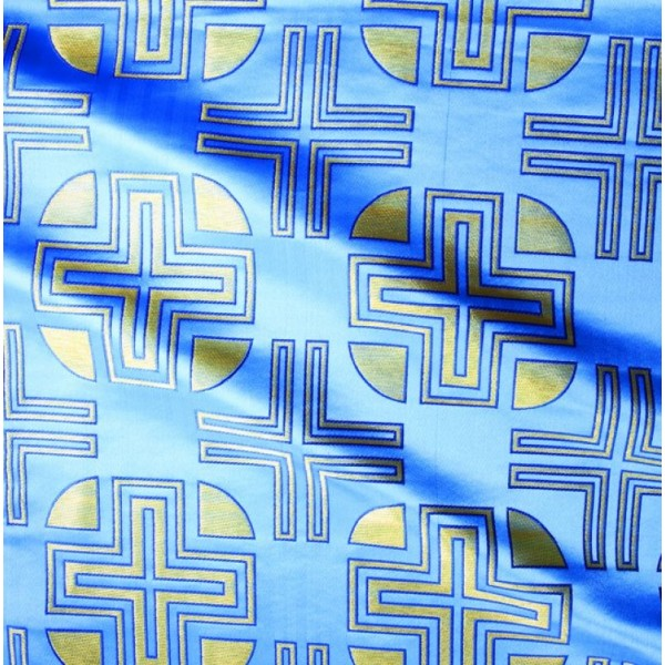 εκκλησιαστικα υφασματα - Ιερατικα Υφασματα - 10919 Μεταλλικές Στόφες zakar.gr