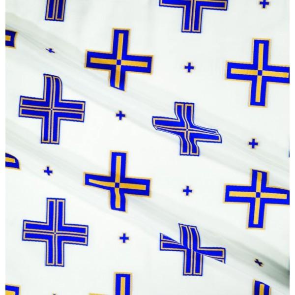 εκκλησιαστικα υφασματα - Ιερατικα Υφασματα - 17314-υφασμα Υφαντά zakar.gr