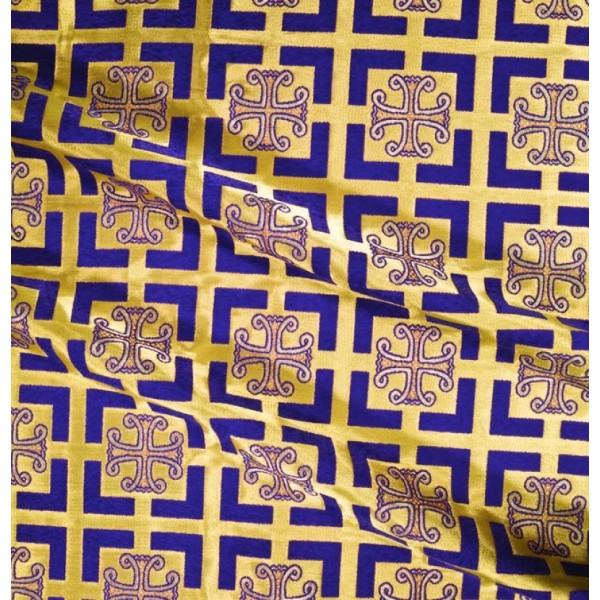 εκκλησιαστικα υφασματα - Ιερατικα Υφασματα - 17824 Σενίλ zakar.gr