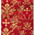 εκκλησιαστικα υφασματα - Ιερατικα Υφασματα - 16711 Μεταλλικές Στόφες zakar.gr